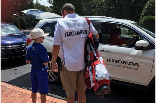 Pinehurst the Pinnacle for Aussie kids