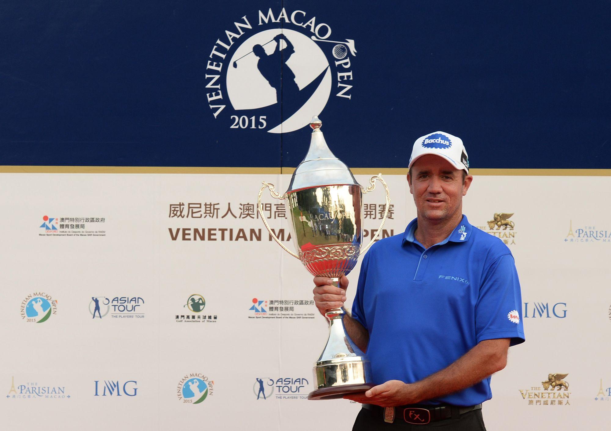 Venetian Macao Open 2015