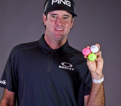 Bubba goes bold with Volvik