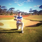 Jack Wilson has become the first ever Trainee to claim a PGA Tour of Australasia title