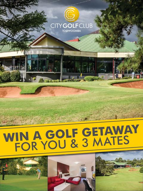 Win a Golf Getaway