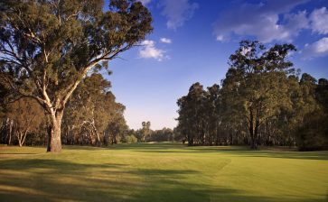 Golf on the Murray: Yarrawonga Mulwala Golf Club Resort