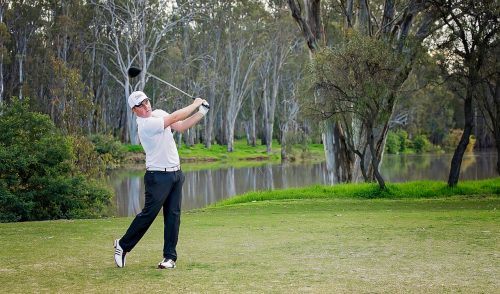 WIN: One of SIX Golf on the Murray golf packages for two!