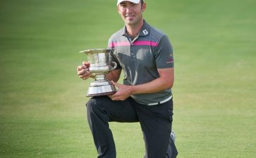 Brown wins NSW Open in playoff