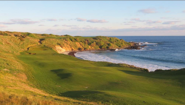 Cape Wickham Golf Course on King Island is shaping up to be one of the most exciting developments in Australian Golf.