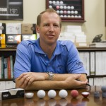 Designing golf balls from the inside out