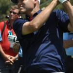 Haas wins Northern Trust after three-way playoff; Lyle gallant in defeat