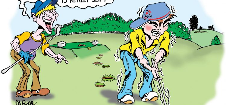 Nine golf shots that will give you the shakes