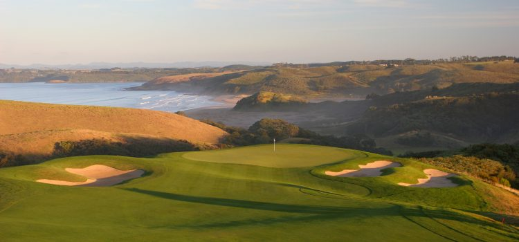 Course Review: Kauri Cliffs GC