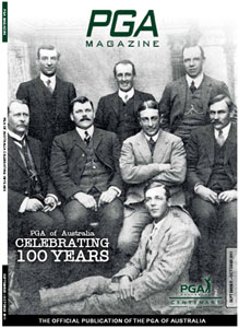 PGA Magazine – Centenary Issue