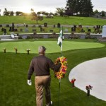 American Funeral Home opens Golf Hole Memorial