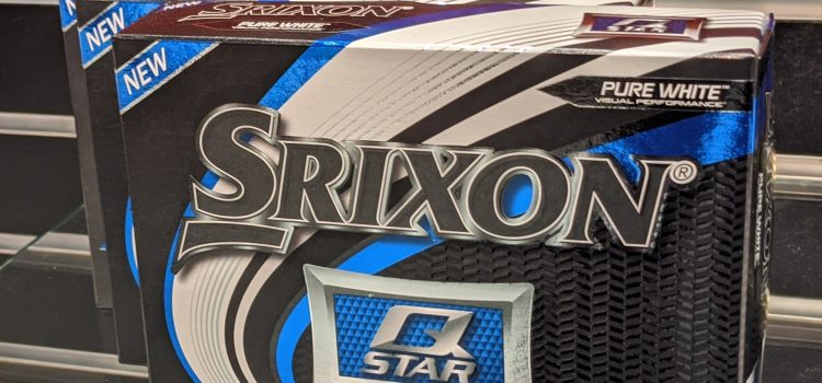 WIN: Six dozen Srixon Q-Star Golf Balls in this month's Inside Golf Tipping Comp