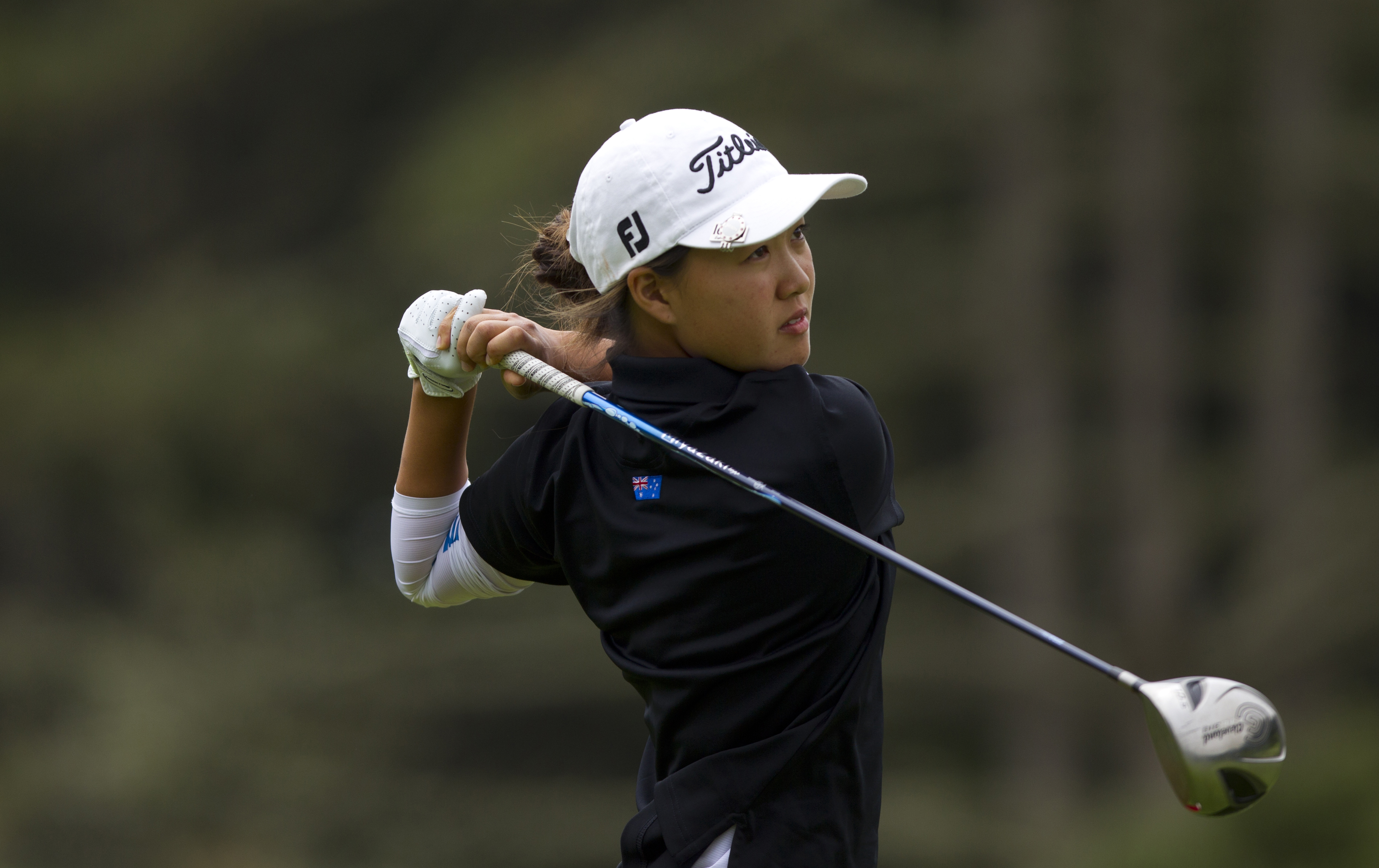 2012 U.S. Girls' Junior Minjee Lee