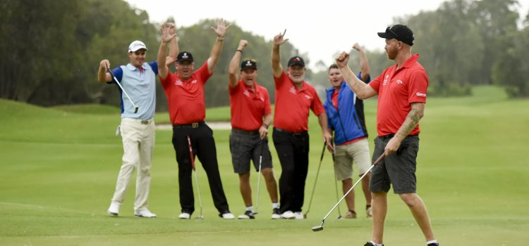 2015 Holden Scramble set to tee off