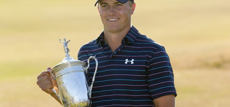 Jordan Spieth captures US Open
