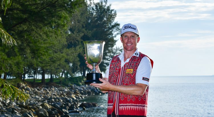 Dodt returns to winner's circle with victory at Sarawak Championship