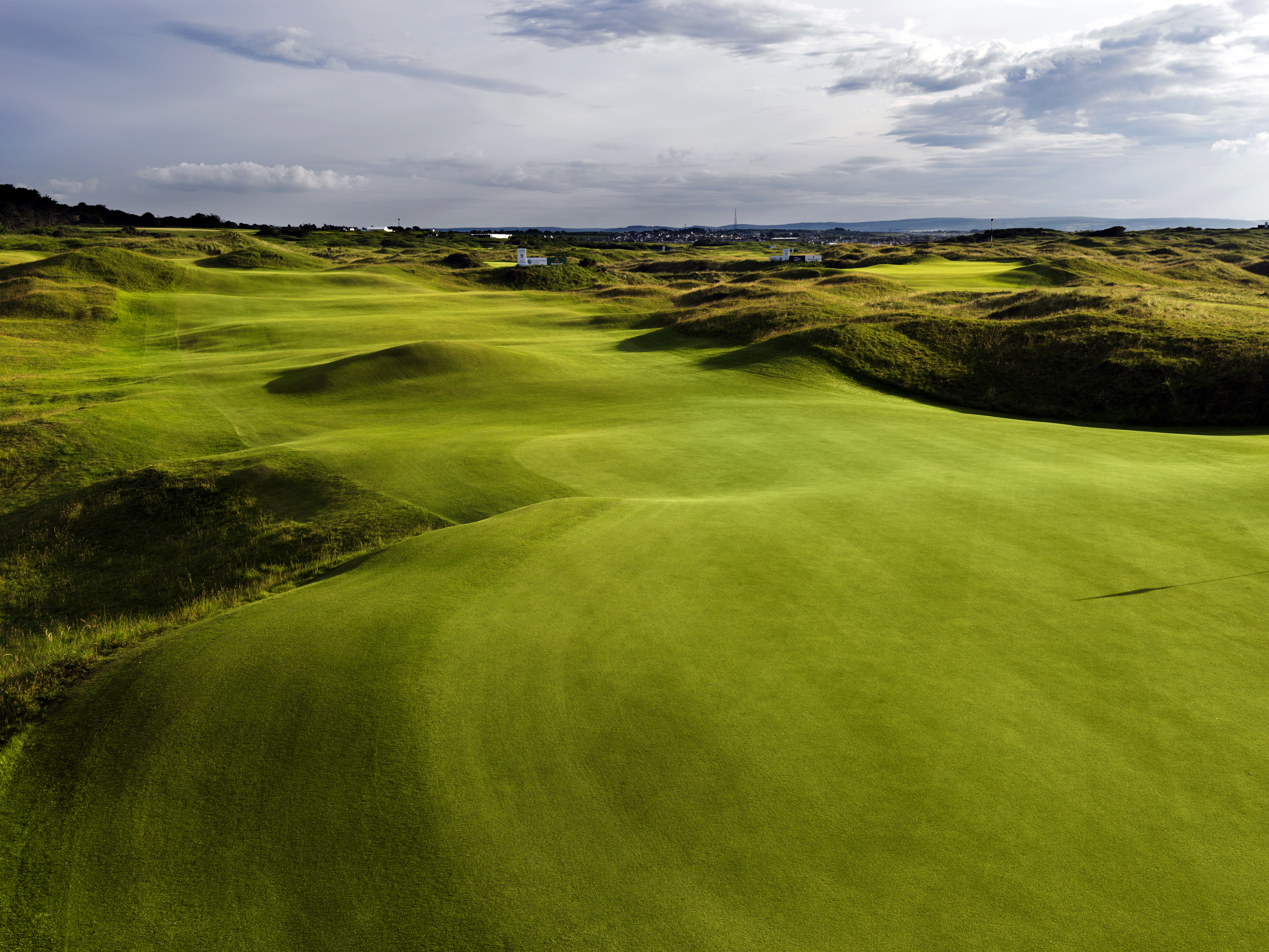 Royal Portrush Golf Club, 5th Hole, White Rocks