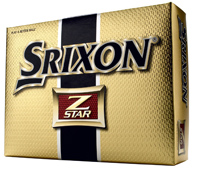 Srixon Z-STAR Ball