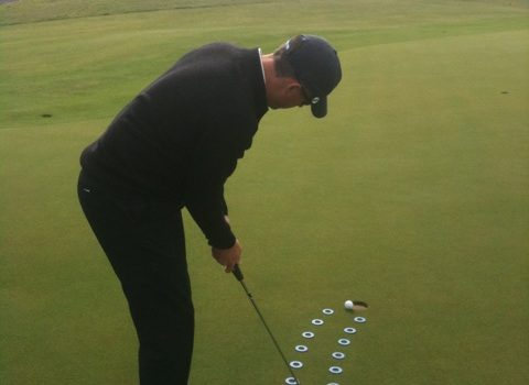 The highs and lows of putting