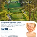 Forest Resort Putt and Pamper