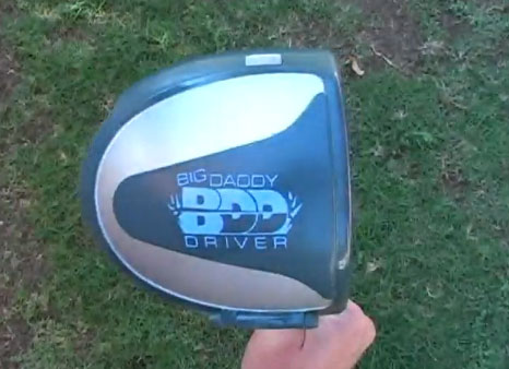 The Big Daddy Driver