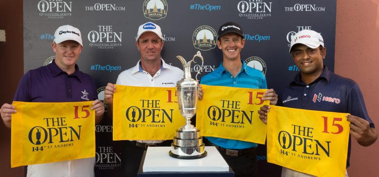 Fraser, Hend grab spots at The Open