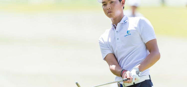Min Woo Lee joins professional ranks