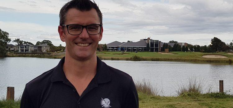 Sandhurst CEO Tim Gledhill striving to be the best