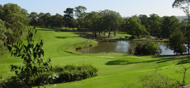 Eastern Golf Club on the rise