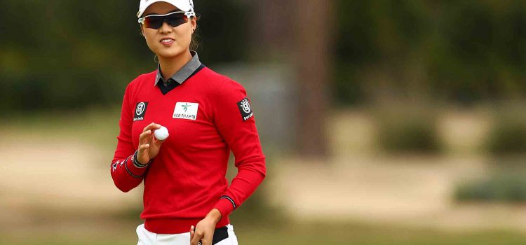 Minjee Lee shoots for the stars at KPMG Women's PGA Championship
