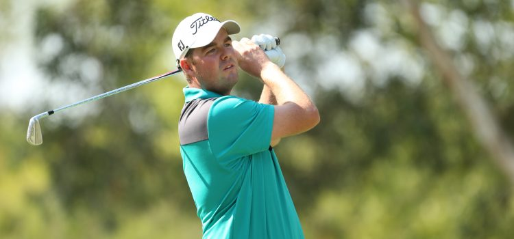 On the Marc: Leishman aims for success