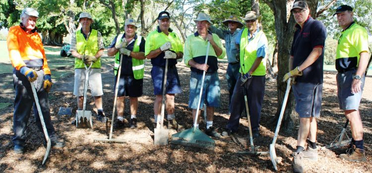Spotlight on Ashgrove volunteers