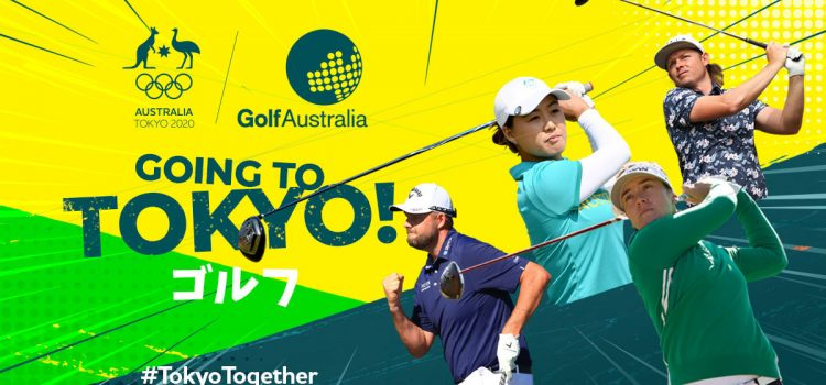 Aussie golfers locked in for Tokyo Olympics