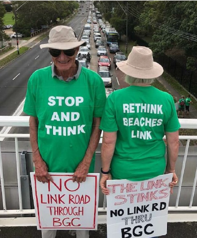 Balgowlah rethink the link
