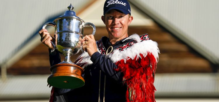 Kennedy captures second New Zealand Open crown