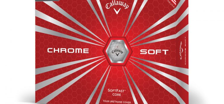 We tried it: Callaway Chrome Soft Golf Ball