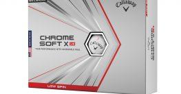 Callaway new Chrome Soft X LS