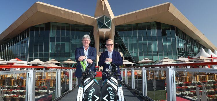 Callaway becomes Official Partner to the European Tour