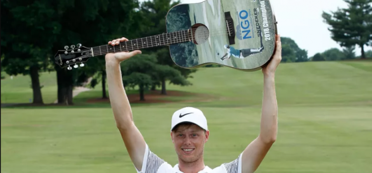 Cameron Davis wins Nashville Golf Open