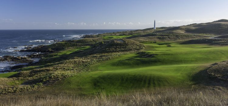 WIN: A King Island golf getaway for two!
