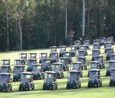 Upsetting the apple (golf) cart