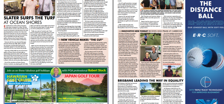 What's news at YOUR Club? Share your story with Inside Golf