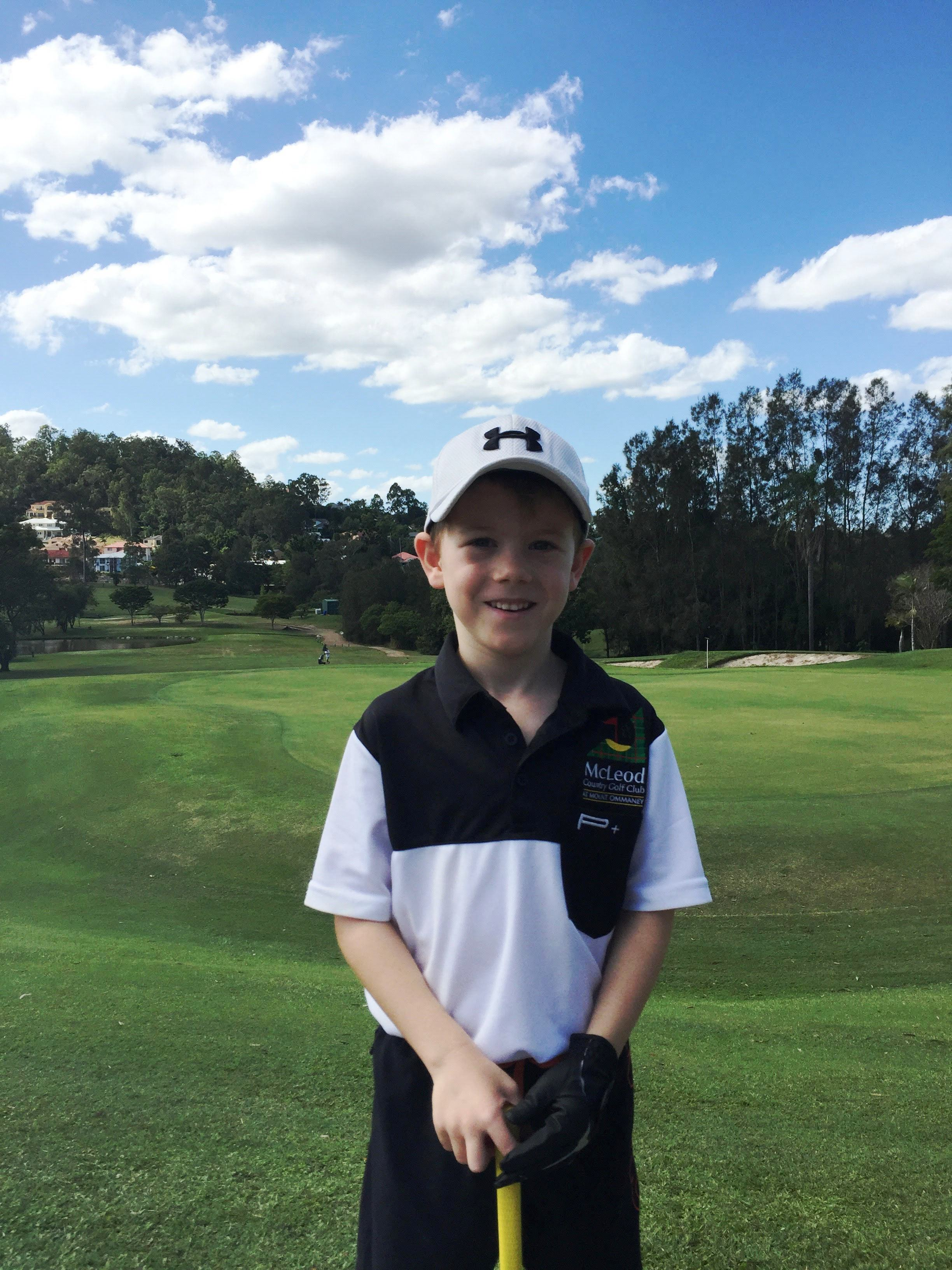 Club news junior Mcleod Henry