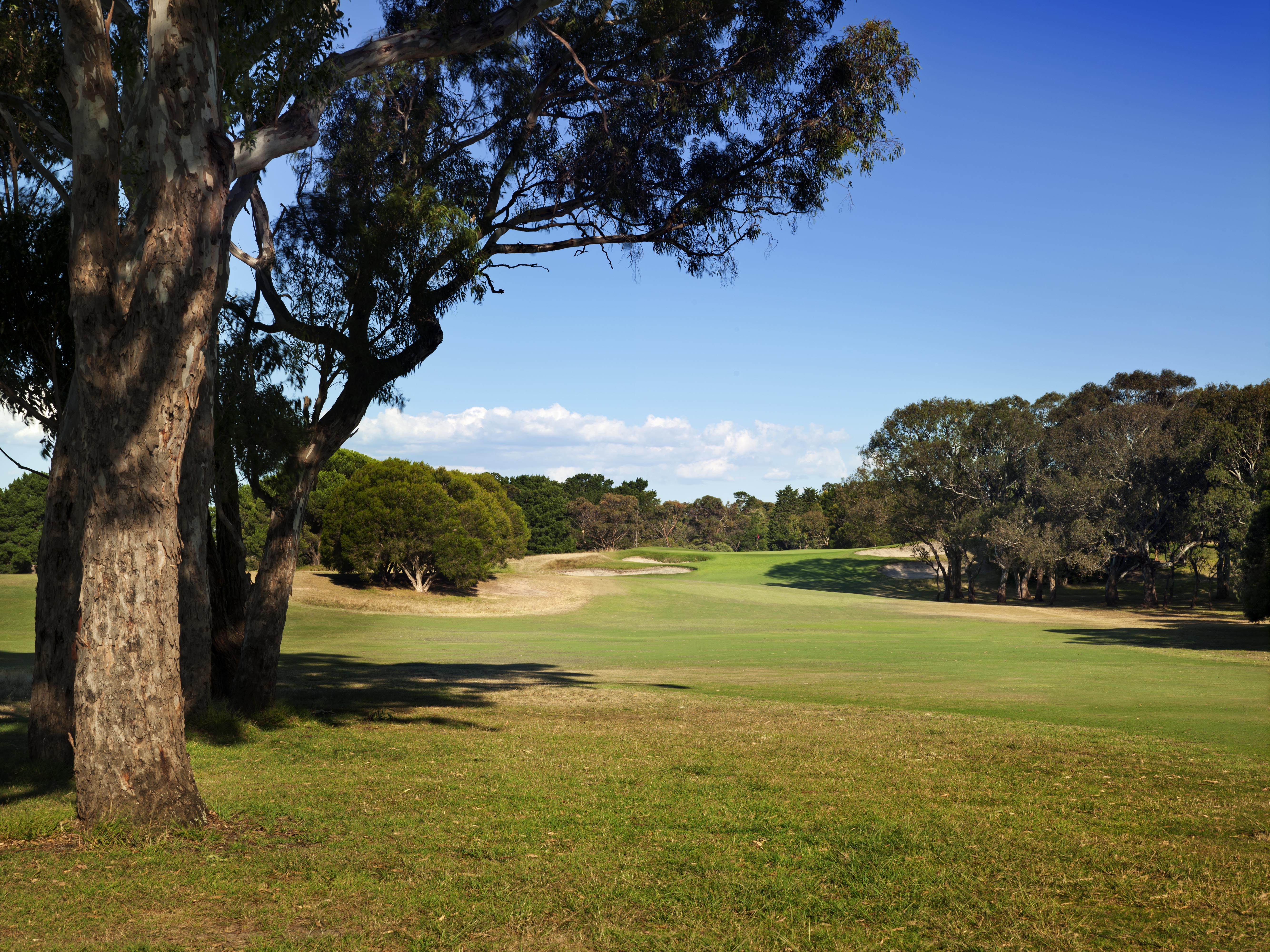 Curlewis, Hole 1