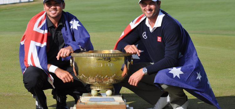 Kingston Heath Golf Club to host World Cup of Golf