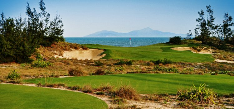 The golfing delights of Danang, Vietnam