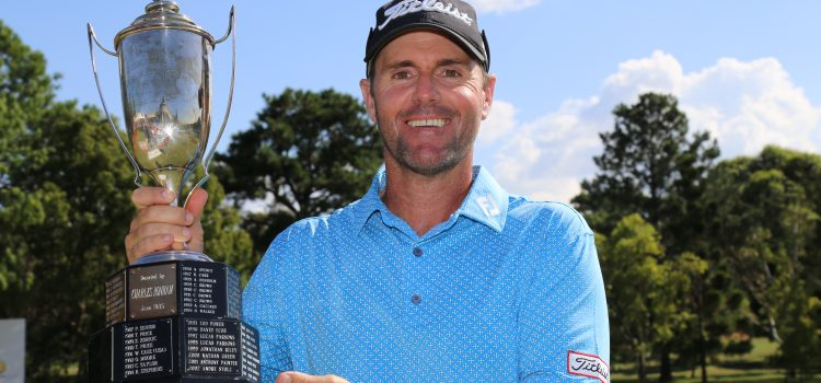 Fox wins QLD PGA Championship, Jeffress T2