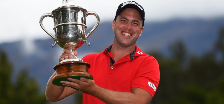 Nisbet goes low to capture NZ Open title