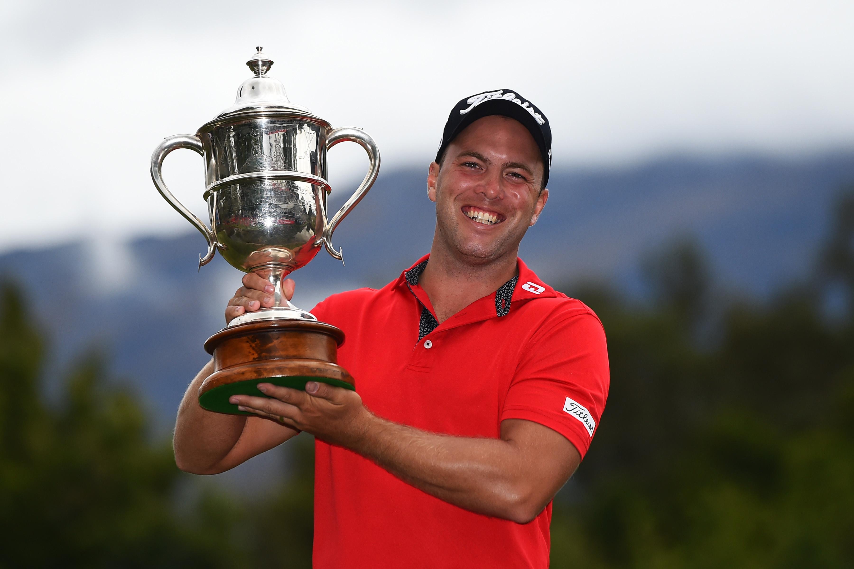 2018 ISPS Handa New Zealand Open Round 4