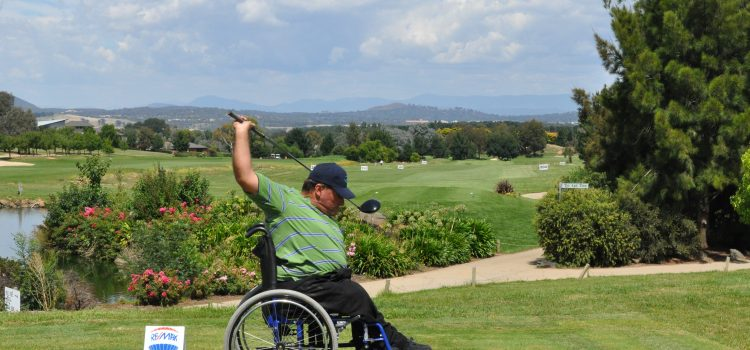 Australian Paraplegic attempts to break his own World Record in the Paralong Drive Cup